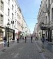 Extension du piétonnier du centre-ville entre la place Cathédrale et la rue de l'Université