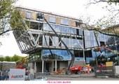 Le chantier est en cours sur le site de Bavière et de ses abords – 1er mai 2021