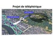 Le projet du téléphérique Liégeois se poursuit !