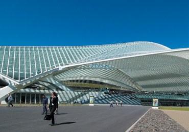 Gare TGV Liège-Guillemins